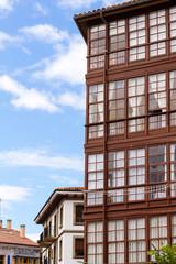 Building of Asturias