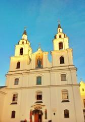 Кафедральный собор в городе Минске