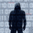 Binary codes with hacked password