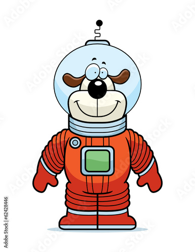 Dog Astronaut