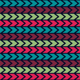 Vector colorful geometric pattern