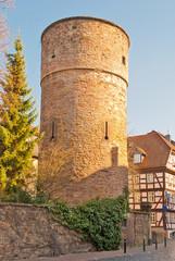 Der Fuldaer Hexenturm - ein Mahnmal für die Hexenverfolgung