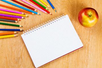 School stationary