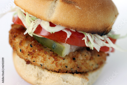 Vegan Chick'n Slider