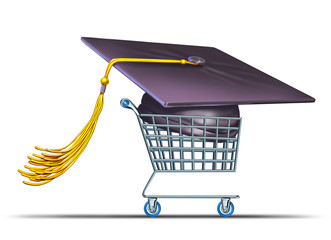 College And University Shopping