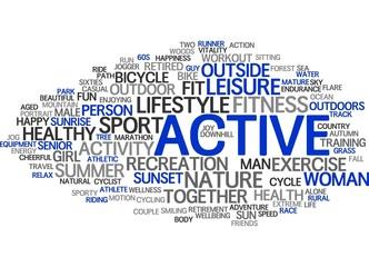 Active | Modern wallpaper