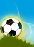 Soccer or football background