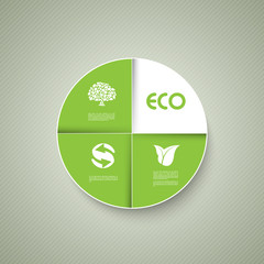 Eco diagram signs ans symbols