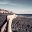Gran canaria beach in Spain