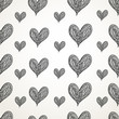 graphic pattern of hearts