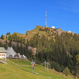 Top of the Mt. Rigi