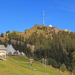 Top of the Mt. Rigi