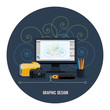 Web design concept - 62442648