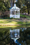Gazebo and Reflection