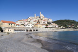 Cervo. The medieval village in Liguria region of Italy