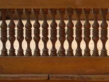 Drewniane kraty