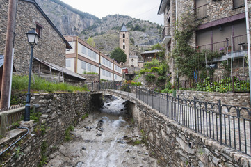 Sant Serni at Canillo, Andorra