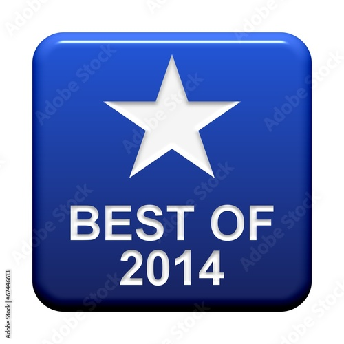 Blauer Button: Best of 2014