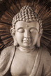 Постер, плакат: Visage de Bouddha