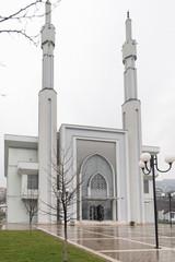Mosque Istiqlal In Sarajevo Bosnia and Herzegovina