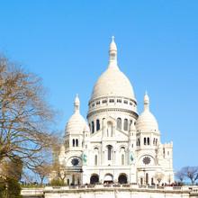 Église du Sacré-Coeur à Montmartre,