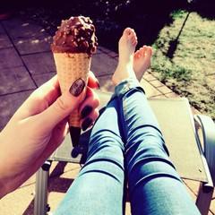 Genuss des Sommers