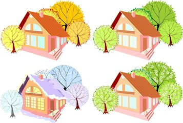 House and seasons