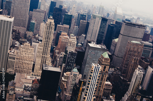 New York from above - 62455494