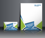 Customer Support Corporate Identity Template