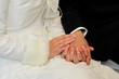 bridge, hands, men, rings, wedding, women