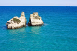 le due sorelle, Torre dell'Orso, Salento