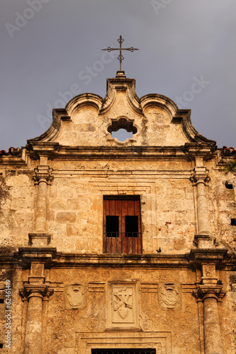 Church in Havana, Cuba