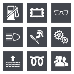Icons for Web Design set 19