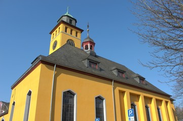 Evangelische Kirche Frechen