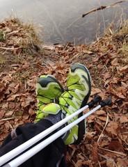 Nordic Walking - Pause