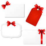 Big Set Blank Gift Tags
