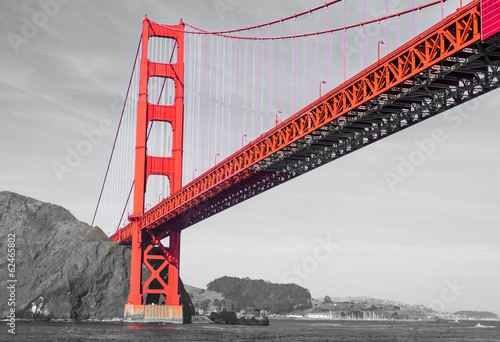 san francisco golden gate - 62465802