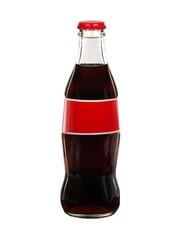 Soda cola bottle