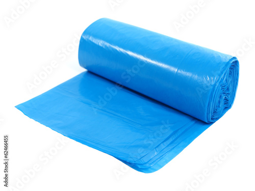 Disposable trash bags