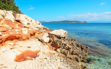 Dragunara cove rocks
