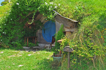 Hobbiton, Shire, New Zealand