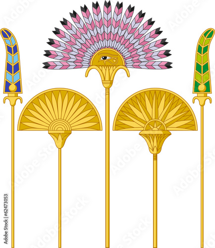 Egyptian Large Fans