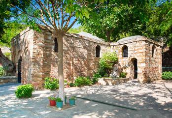 The House of the Virgin Mary (Meryemana)