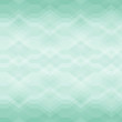 Seamless Turquoise Abstract Retro Vector Background