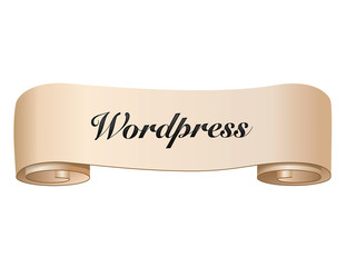 Rollo papiro wordpress