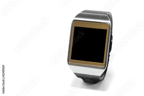 Smartwatch isolato
