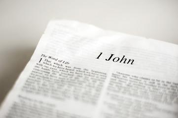 Book of 1 John