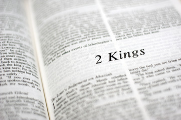 Book of 2 Kings
