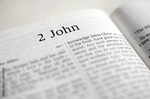 Book of 2 John