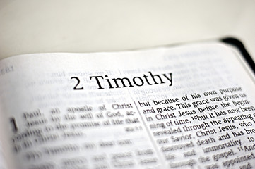 Book of 2 Timothy